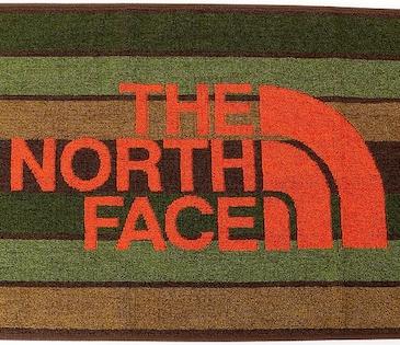 THE NORTH FACEのフェイスタオル