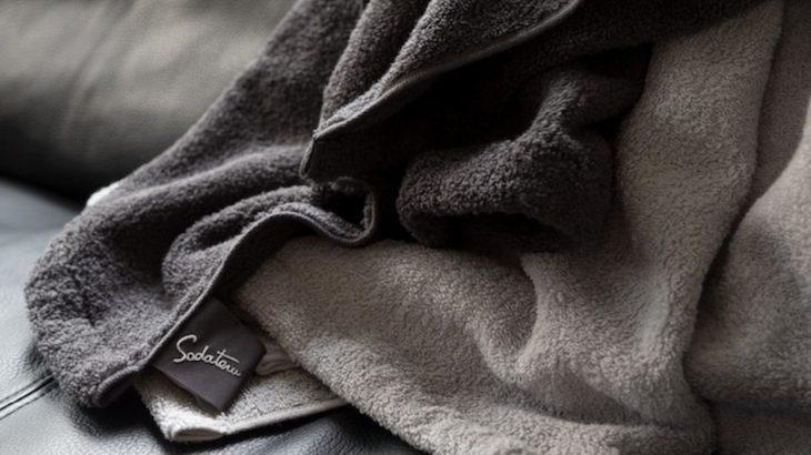 スポンジーコットン100は吸水性が凄い【育てるタオルで快適な毎日】