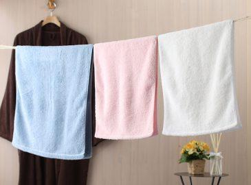 速乾部屋干しタオル