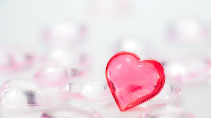 育てるタオルのバレンタインギフト!本命に使えるハートモチーフ?