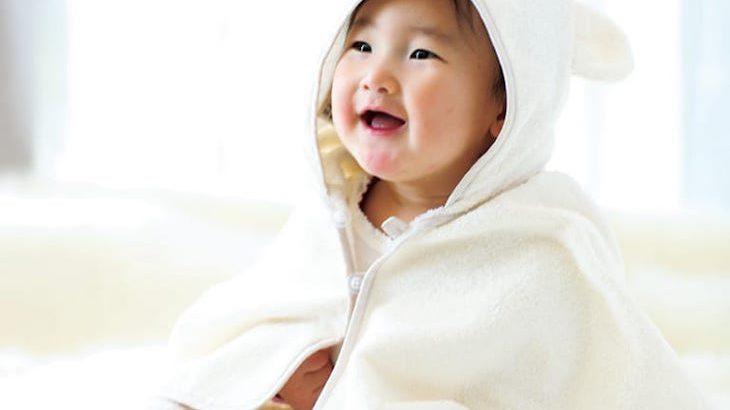 1秒タオルの赤ちゃんグッズ8選!出産祝いに選びたいベビーギフト!