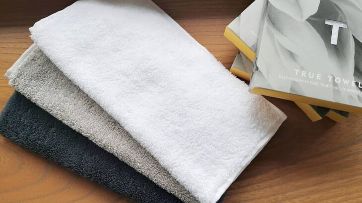 【高品質】TRUE TOWEL「タオルハンカチ」の4つの魅力【ギフトBOX付き】