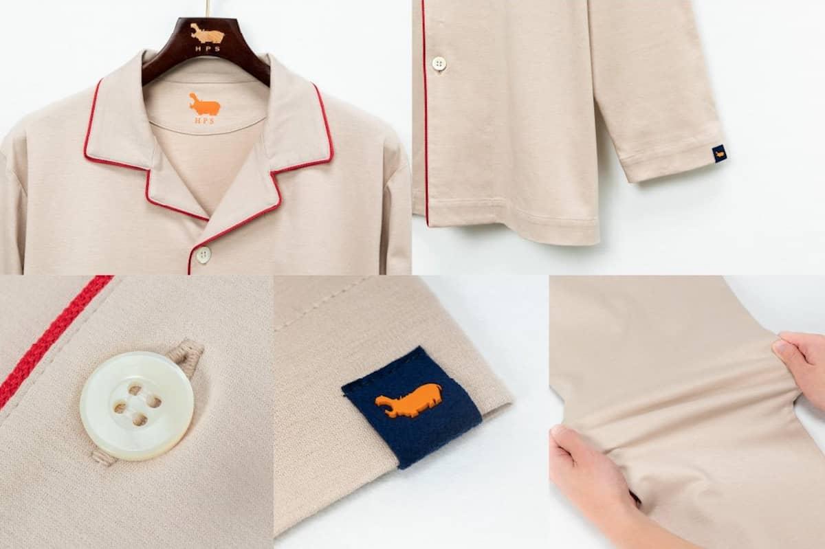 ヒポポタマスのパジャマ