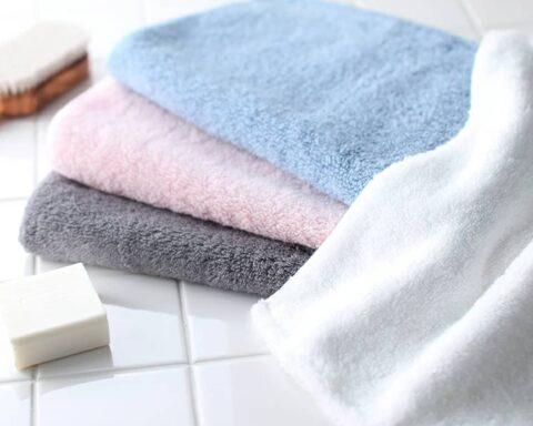UCHINOの速乾部屋干しタオル